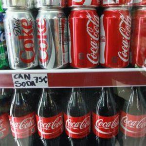 Coca-Cola lancia un ciclo infinito di riciclaggio delle sue bottiglie in Francia