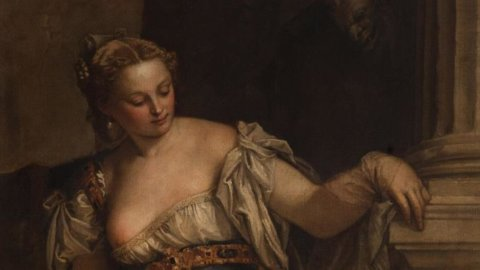 Palladio Museum, quattro Allegorie di Paolo Veronese disperse nei secoli