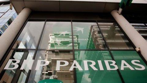 Bnp Paribas: l'utile vola, crescono i ricavi. Titolo sugli scudi
