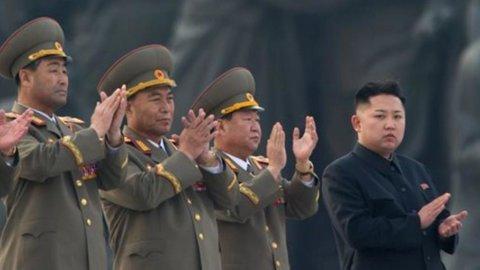 """Corea: """"Pronti a guerra se Usa vogliono"""""""