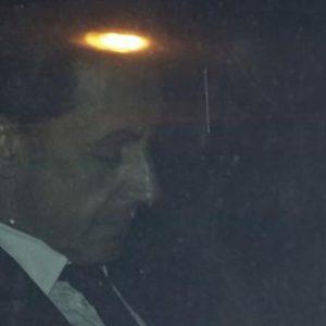 Francia: Sarkozy rilasciato, ma le ipotesi di reato sono pesantissime