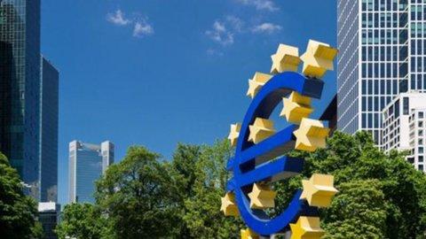 Bce: Pmi in Italia e Spagna più danneggiate dalla crisi che in Germania