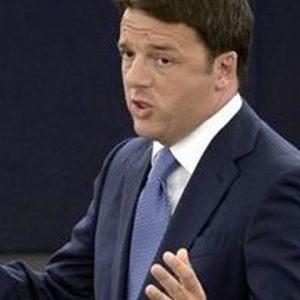 """Renzi: """"La Bundesbank resti fuori dalla politica italiana"""""""