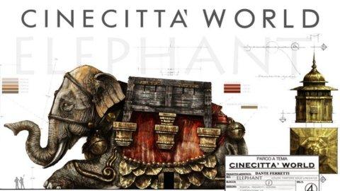 Roma, giovedì Cinecittà World apre i battenti: all'inaugurazione anche Renzi