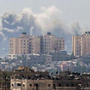 Israele: sale a 80 il bilancio dei morti in tre giorni di scontri aerei