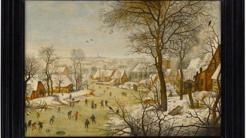 Londra: l'asta di Pittura Antica da record per Sotheby's
