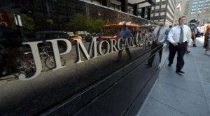 JP Morgan a New York