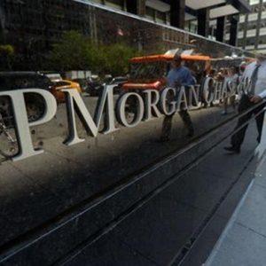 JP Morgan, riforma fiscale e Jobs Act fanno crollare gli utili