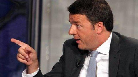 """Renzi: """"Ecco un sito per giudicarci"""""""