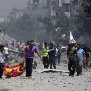 Ancora bombe su Gaza, oltre 500 i morti