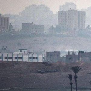 Gaza, quasi 600 le vittime. Fonti palestinesi parlano di una tregua per oggi, Israele smentisce