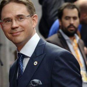 """Lituania, Katainen: """"Esempio di rigore di bilancio e riforme"""""""