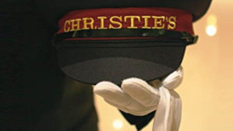 Christie's New York, auction of watches