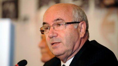 Carlo Tavecchio è il nuovo presidente della Federcalcio