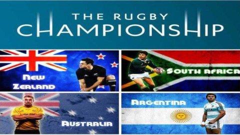 Rugby Championship: epilogo con gli All Blacks già campioni, ancora una volta