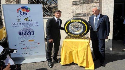 Pirelli: il primo settembre la partita interreligiosa voluta dal Papa
