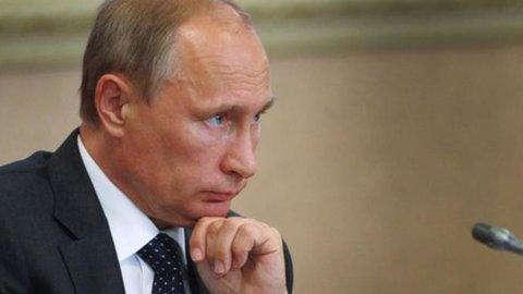Putin-Poroshenko: stretta di mano simbolica tra guerra economica e geopolitica