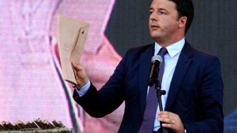 """Renzi presenta oggi l'agenda dei """"mille giorni"""""""