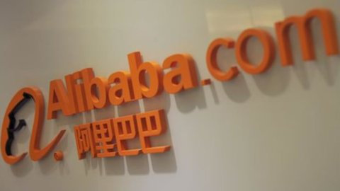 Alibaba: l'utile raddoppia, il titolo sale