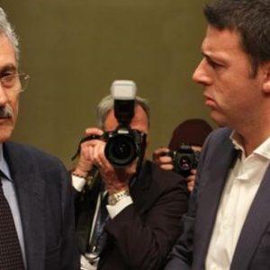Monti-D'Alema, fuoco incrociato su Renzi
