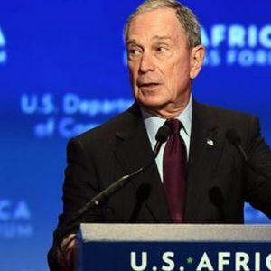 Bloomberg da record: dà 1,8 miliardi alla sua vecchia università