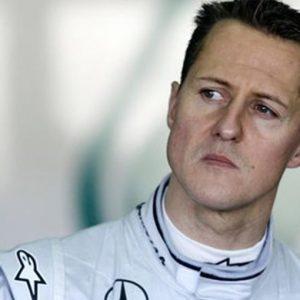 Michael Schumacher torna a casa