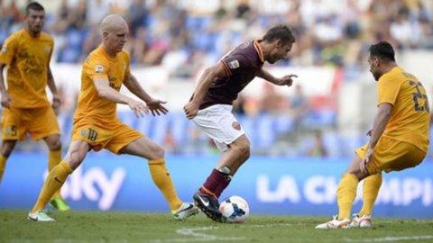ANTICIPI DI SERIE A – Sfida a distanza tra le due big: la Roma a Empoli, la Juve contro l'Udinese