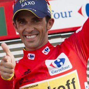 Finale Vuelta, Contador verso il trionfo