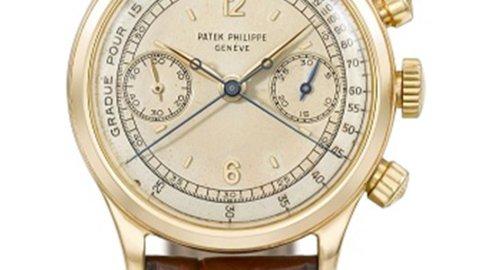 Geneve Christie's: 175° anniversary of Patek Philippe
