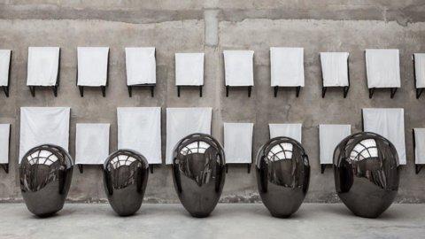 Museo d'Arte di Mendrisio (CH): Not Vital, opere ispirate all'eclettismo del mondo