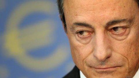"""Draghi: """"Riforme necessarie, ma non c'è negoziato fra Governi e Bce"""""""
