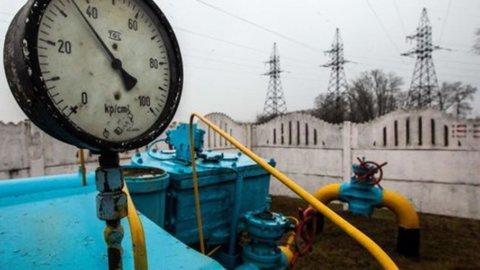 Ucraina: possibile stop gas russo in inverno. Lieve calo anche in Italia