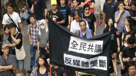 Il futuro di Hong Kong: dollaro o renminbi?