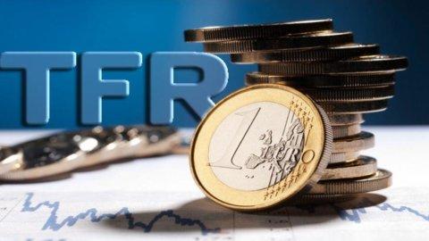 Tfr, relazione tecnica: aumento tasse scoraggia l'anticipo