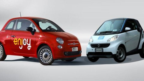 Car sharing: Italia regina d'Europa, ma occhio all'Rc auto