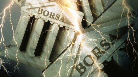 Effetto Grecia: mercati a picco, Piazza Affari -4,3%