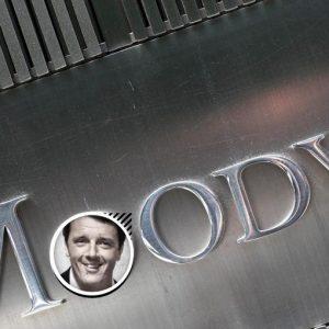 Piazza Affari si aggrappa a Renzi e Moody's