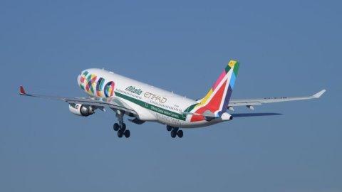 Alitalia, Draghi vuole discontinuità: Lufthansa vicina