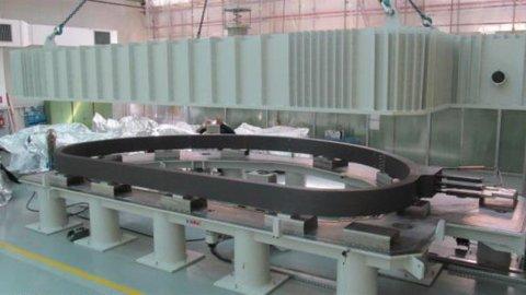 Fusione nucleare, è di Enea e Asg Genova la prima super-bobina