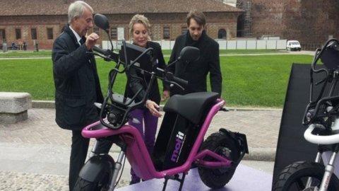 """Milano, arriva lo scooter sharing: """"Più di mille mezzi, pronto prima dell'Expo"""""""