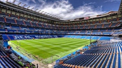 Real Madrid: accordo con sceicchi per ristrutturare il Bernabeu