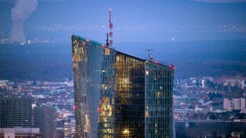 Bce asta Tltro2 oltre le attese: 45,2 Mld alle banche