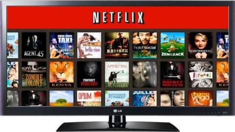 Accordo Vodafone-Netflix: abbonamenti a tv on line con servizi 4G e Fibra