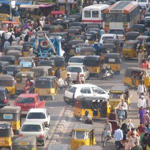 India, la circolazione stradale più pericolosa del mondo
