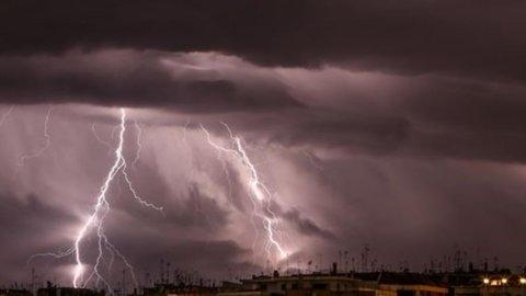 Maltempo: a Roma paura passata, l'allarme si sposta verso Sud