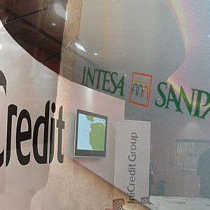 Intesa-Unicredit: accordo con Kkr per veicolo crediti deteriorati