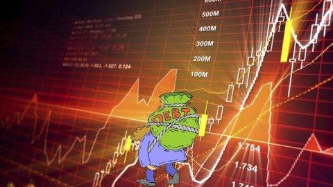 Bankitalia: debito pubblico -14,4 miliardi a settembre