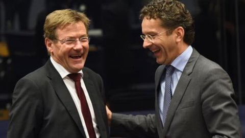 Eurozona, lieve ripresa di Pil e inflazione
