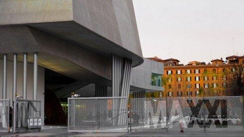 Giornata del Contemporaneo: ingresso gratuito al MAXXI di Roma