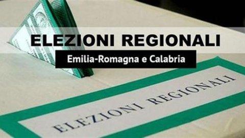 REGIONALI – Vince il Pd ma crolla l'affluenza e la Lega surclassa Berlusconi e Grillo